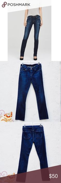 CITIZENS OF HUMANITY   AVA Jeans Perfect condition. Citizens Of Humanity Jeans Straight Leg
