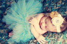 Infant Tutu   You Choose colors  Newborn  6 by PeanutandFriends, $21.95