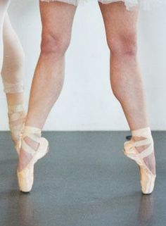Check out the benefits of a ballet workout