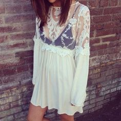 Love the Cute lace.