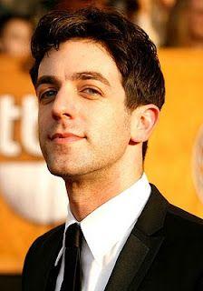 B.J. Novak: actor, guionista, cómico, productor, y hoy cumple 33 años.