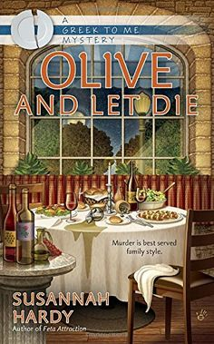 Olive and Let Die (A Greek to Me Mystery) by Susannah Hardy https://www.amazon.com/dp/0425271668/ref=cm_sw_r_pi_dp_nqWDxb3K2D5CS