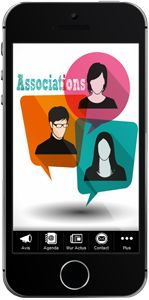 Application Mobile pour Association: http://www.appliketvous.fr/boutique/application-mobile-pour-association/