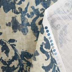 Covington Vanessa Basketweave Denim - Fabric.com