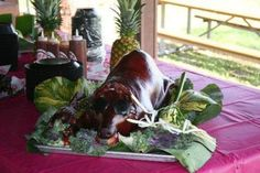 We cater even for Hawaiian luaus. ;)