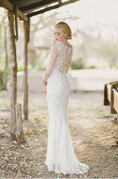 Gorgeous bridal pose {jessica!}
