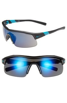 Nike+'Show+X1'+Semi+Rimless+69mm+Sunglasses+available+at+#Nordstrom