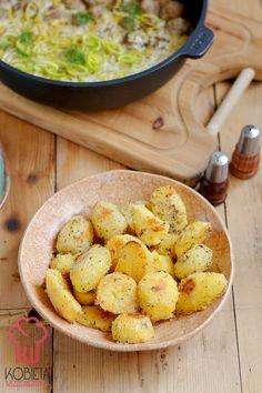 Pieczone ziemniaczki Ethnic Recipes, Blog, Blogging
