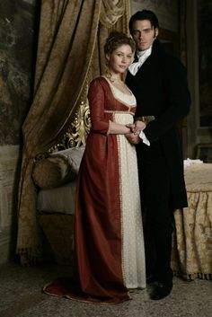 Eliza and Cousin Regency Dress, Regency Era, Vintage Outfits, Vintage Fashion, Steampunk Fashion, Gothic Fashion, Historical Costume, Historical Clothing, Jane Austen