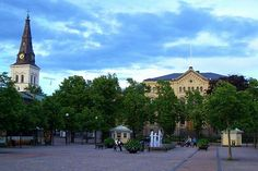 studied here (Karlstad, Sweden) for half a year... what a joy to experience life and studies in Sweden!