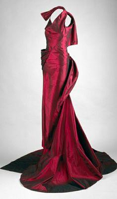 Evening dress, Spring/Summer 2000 House of Dior (French, founded 1947) Designer: John Galliano (British, born Gibraltar, 1960)