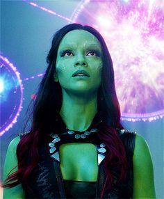 My Halloween Costume, Gamora in Guardians of the Galaxy
