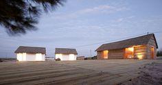 Casa na Areia / Aires Mateus - Beach Houses in Portugal