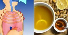 Homemade Cough And Lung Inflammation Recipe: More Powerful Than Any Cough Syrup And Faster Acting – HealthTipsCentral Healthy Holistic Living, Healthy Living, Tea For Cough, Natural Health, Natural Remedies, How To Stop Coughing, Junk Food, Cough Syrup, Cough Remedies