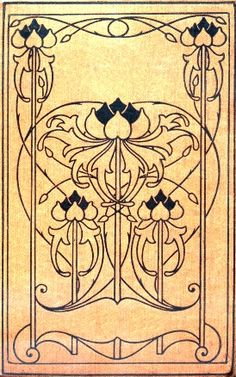stunning art nouveau decorating styles