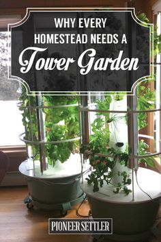 The Juice Plus Tower Garden | Why It Is The Single Best Vertical Aeroponic Indoor Gardening System Ever by Pioneer Settler at http://pioneersettler.com/juice-plus-tower-garden/