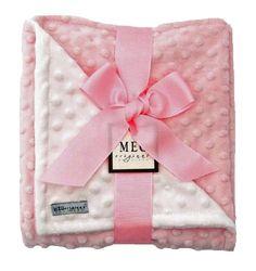 Meg Original Pink & White Minky Blanket MEG Original http://www.amazon.com/dp/B0087SH0IW/ref=cm_sw_r_pi_dp_Va9kub1H2V8FZ