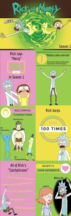 41 Best Rick and morty images in 2017 | Rick, morty, Fandoms