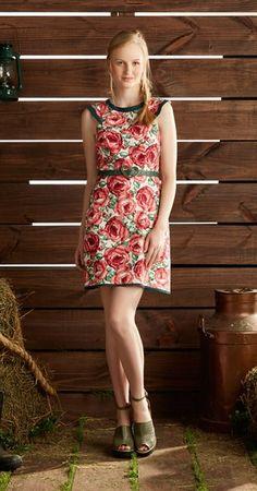 Vestido Roseiral