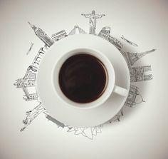Решиться на путешествие так же просто, как выпить чашку кофе!