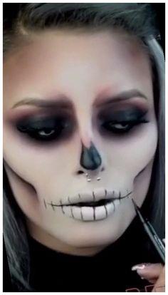 halloween makeup tutorial Halloween 37+ | halloween makeup tutorial | 2020