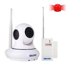 Escam Patron QF500 HD 720P P2P Wifi Security Alarm Camera System