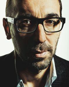 Portrait d'Alessandro Sartori, directeur artistique des collections prêt-à-porter Berluti
