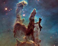 NASA Tarafından Şimdiye Kadar Uzayda Görüntülenmiş En Görkemli 21 Şey