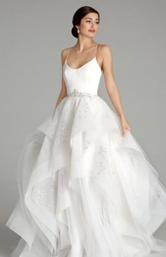 Wedding Dress Inspiration - Alvina Valenta