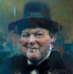 Sir Winston Churchill - Christian Hook
