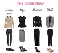 How to Dress For an Interview.