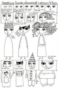 Pinteresting Art Ideas! Art is Basic