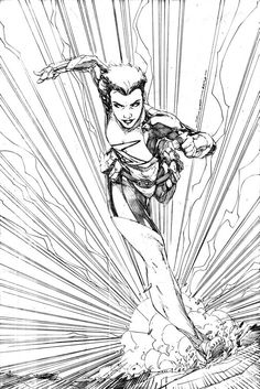 Awesome Art Picks: Supergirl, Batman, Scarlet Witch, and More - Comic Vine