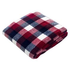 Add a classic plaid pattern to your home with the ultra-soft comfort of the Yorkshire Home Cashmere-Like Throw. A super-soft weave makes the decorative blanket a cozy touch for a reading chair or bed; a great home décor touch on the couch that's your favorite hangout, all weekend long.