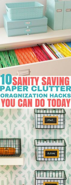 Save your sanity wit...