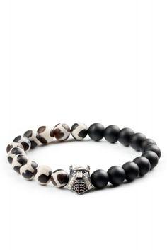Gümüş Miğfer Motifli Mat Oniks ve Mat Akik Doğal Taşlı Bileklik Moda Mislina' da... #men #fashion #bracelets #dogaltasbileklik #erkekmodasi #yenimodeller #products #moda #trend #bestof2015 #modamislina www.modamislina.com