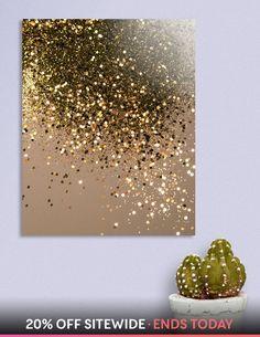 3d Canvas Art, Canvas Art Projects, Diy Canvas, Glitter Wall Art, Glitter Canvas, Diy Wall Art, Diy Art, Diy Resin Crafts, Gold Art