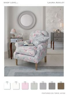 @lauraashleyuk Autumn Winter 2015 Interior Collection