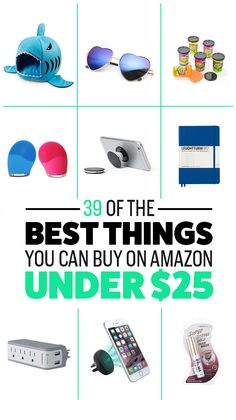 39 Of The Best Things You Can Buy On Amazon Under $25