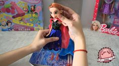 Queen Elsa Princess Anna Surprise Mystery Barbie Disney Frozen Olaf Snowman Easter Candy Unboxing.  Watch a review of a brand new set of Disney Frozen Princess Anna and Queen Elsa.  This package includes a doll set figurine of Anna, Elsa, and Olaf.    Check out our channel for more videos! https://www.youtube.com/channel/UCgTzCq9XbqtJQQiI96DTIHQ