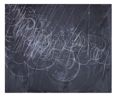 23.2.17 - Cy Twombly - Drawing