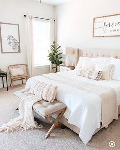 Top Wholesale Home Decor Sites Boho bedroom decor ideas decor.Top Wholesale Home Decor Sites Boho bedroom decor ideas decor Room Ideas Bedroom, Dream Bedroom, Home Decor Bedroom, Bedroom Inspo, Bedroom Inspiration, Cozy Master Bedroom Ideas, Adult Bedroom Ideas, Bedroom Frames, Bedroom Bed