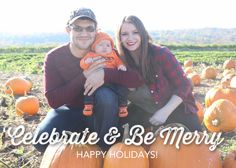 @xonoellep shares 4 great ways to capture your baby's first holiday.