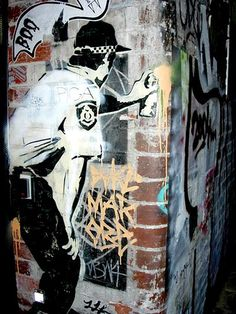 Melbourne Street Art    Street Art specially chosen by Streetwear Hub.    Visit us for all your street