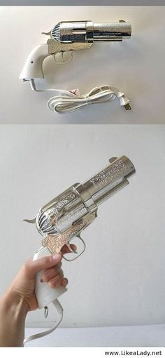 Awesome hairdryer