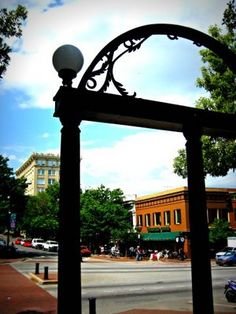 Athens, Ga ... Where Daniel and I spent three years of our lives together. Miss that city.