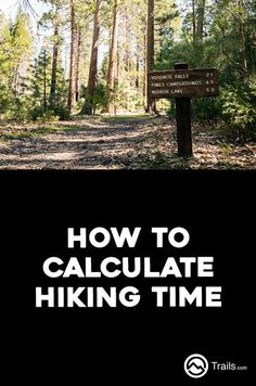 For casual hikers--particularly day hikers trying to fit in a quick hike in the wilderness--knowing how long a hike will take is of utmost importance. Many times a hiking trail will list its mileage but not an estimated time to complete it, leaving hikers to guess or, worse, set off hoping they'll make it back before the rain or sunset hits. No matter where or how you hike, there are certain variables you can consider when trying to mathematically estimate how long it will take.   How to…