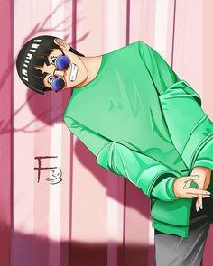The Bushy Eyebrow Rock Lee Anime Naruto, Naruto Comic, Naruto Girls, Naruto Fan Art, Anime Girls, Naruto Uzumaki Shippuden, Neji E Tenten, Wallpaper Naruto Shippuden, Itachi Uchiha