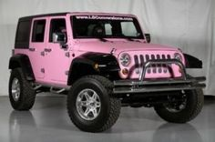 Jeep - even I would say yes to this Jeep!