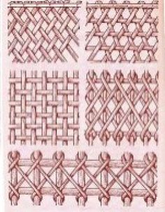 Paper Basket Weaving, Willow Weaving, Newspaper Basket, Newspaper Crafts, Weaving Designs, Weaving Patterns, Diy Crafts Hacks, Diy And Crafts, Hawaiian Crafts